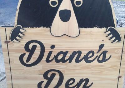Dianas Den custom 2-x