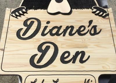 Dianas Den custom