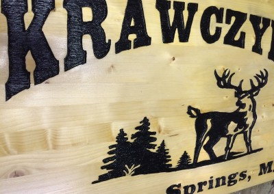 Krawczyk 2x3 Cottage Signs 4