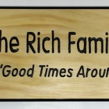 Rich Family 6×24 Pine