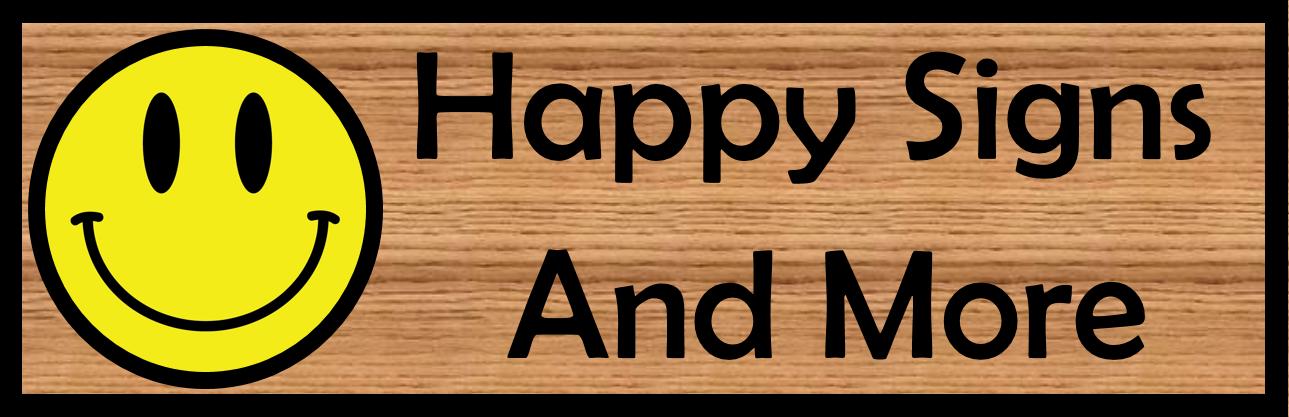 Happy Signs & More
