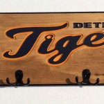 MLB, Detroit Tigers, hat, hoodie, rack, custom engraved,