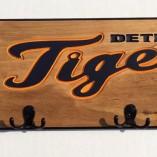 Detroit Tigers Custom Engraved Hat and Hoodie